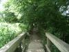 footbridge beyond Marsh lock