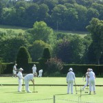 Competitive croquet
